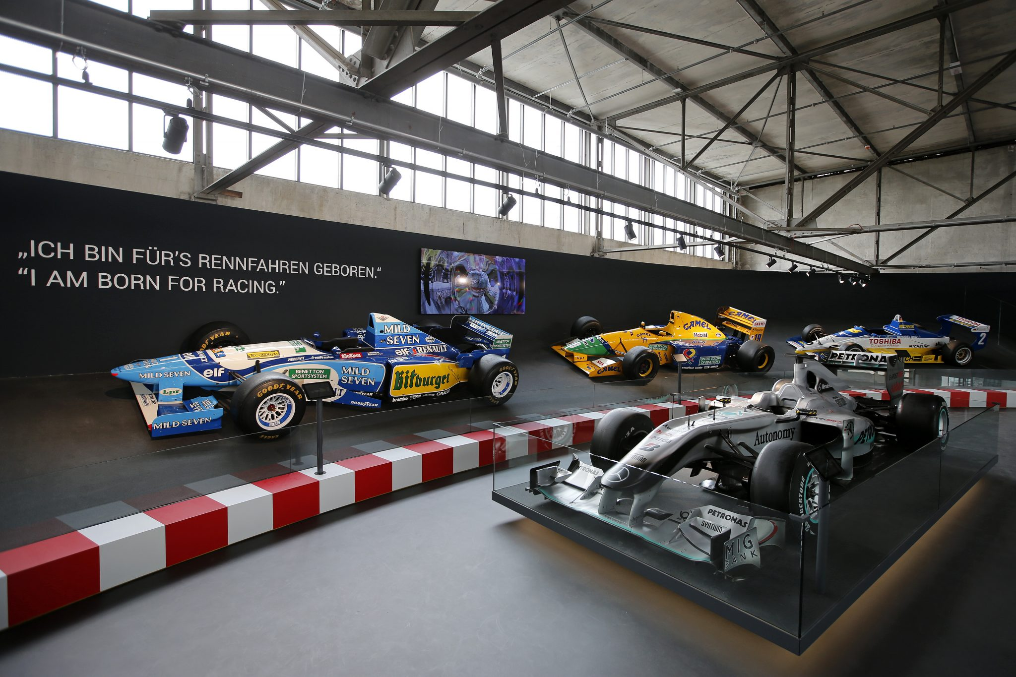 Home Michael Schumacher Private Collection